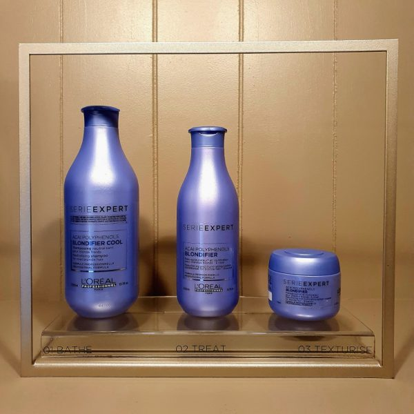 Blondifier Cool Shampoo & Conditioner